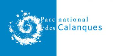 Logo Parc national des Calanques