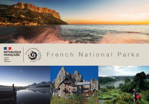 """Brochure """"French National Parks"""""""