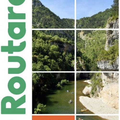 Couverture du guide du Routard Parc national des Cévennes
