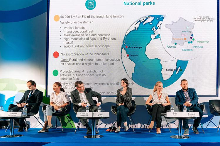 "2nd international conference ""Sustainable Tourism: Global Challenges and Discovering Russia"""