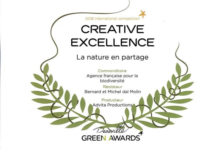 Logo des Green Awards
