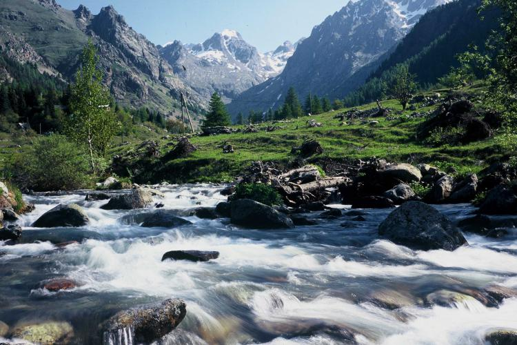 Parc national du Mercantour © Biot / coeurs de nature / SIPA