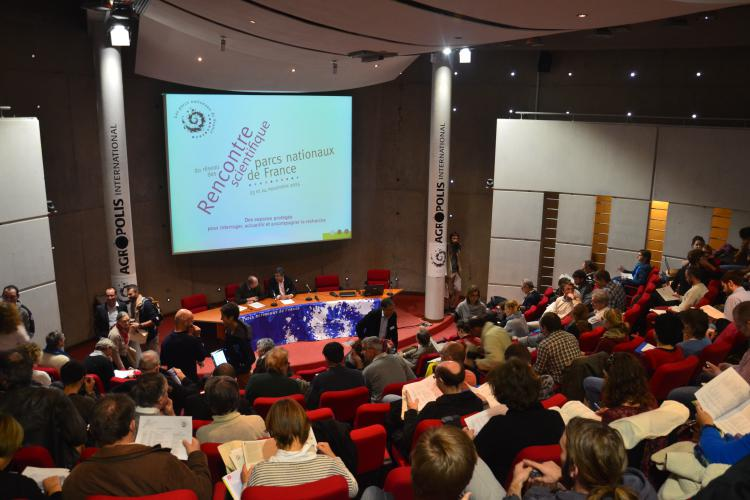 Rencontres scientifiques 2015 © Marie Thomas / PNF